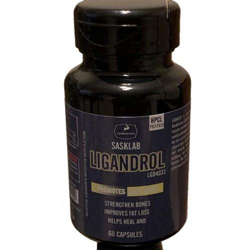 LGD4033 (10 mg 60 capsules) (15% off)